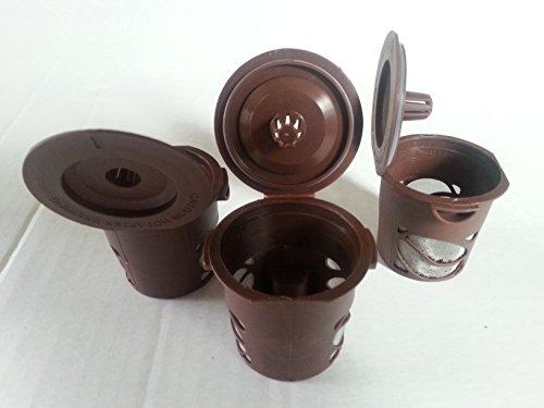 Like Nobodys Business  Tm  Ecobrew Reusable Coffee Filters  3 Pk  For Keurig 1 0   Bonus Coffee Spoon