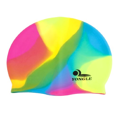 uxcell Colorful Silicone Sports Swimming