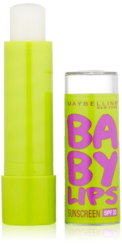 Maybelline Baby Lips Sunscreen