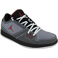 a6671917cba Nike Men s NIKE JORDAN 1 FLIGHT LOW BASKETBALL SHOES 11 (LT GRPHT VRSTY RD