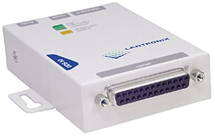 amazon com lantronix uds 10 device server db25 port rj45 port for rh amazon com Online User Guide Quick Reference Guide