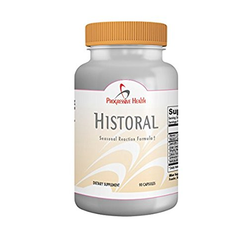 Historal: Anti Allergy Supplement, 30 Servings