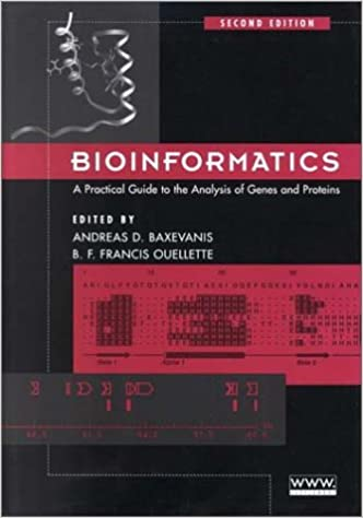 70dd63b40f6d Bioinformatics  A Practical Guide to the Analysis of Genes and Proteins