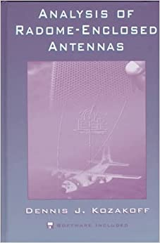 Analysis of Radome-Enclosed Antennas (Artech House Microwave Library)
