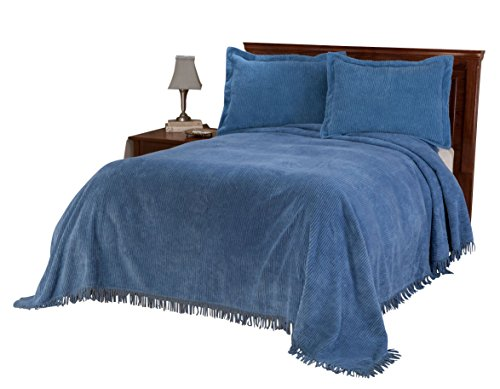 Miles Kimball The Jane Chenille Bedding by East Wing Comforts