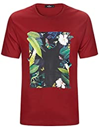 "<span class=""a-offscreen"">[Sponsored]</span>Mens Short Sleeve Graphic Printed Trendy T- Shirts"