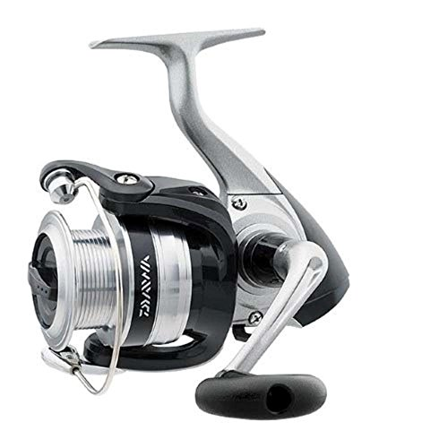 Daiwa Spincast Reels - Daiwa Strikeforce Light Spinning Reel with 5.3:1 Gear Ratio, 110/8-Pound