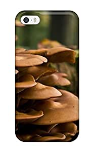 Iphone High Quality Tpu Case/ Mushrooms WbsmxUG141KUcCL Case Cover For Iphone 5/5s