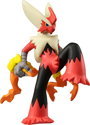 Takaratomy Official Pokemon X & Y SP-43 Mega Blaziken High Jump Kick Action Figure