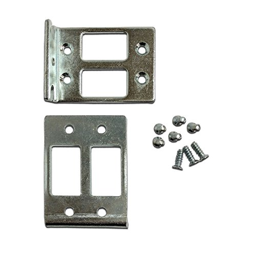 """Cisco 2801 Compatible 19"""" Rack Mount Kit (ACS-2801-RM-19) (Mounting Kit Rack 19in)"""
