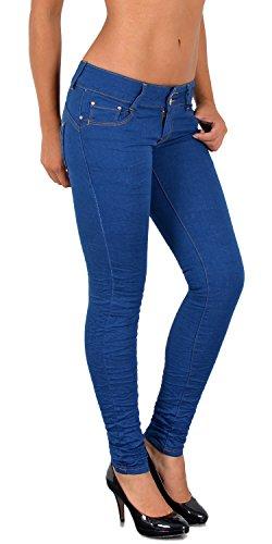 Jean S900 Taille Skinny Z159 Normale Push Pantalon Femmes Femme Jeans Jean by tex up RYH7qxn5