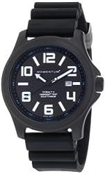 Momentum Men's 1M-SP06B8 Cobalt V Black Hyper Natural Rubber Watch