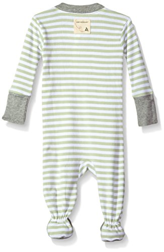 Large Product Image of Burt's Bees Baby Baby YKK Zip Front Sleeper