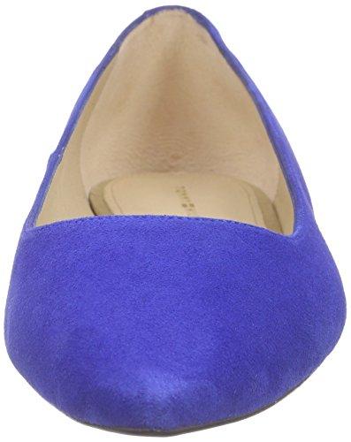 Tommy Hilfiger A1285lanna 4b - Bailarinas Mujer Azul - Blau (DAZZLING BLUE 407)