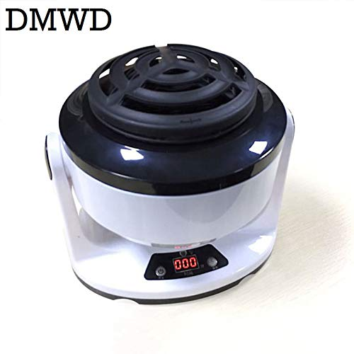 DMWD Baby Clothes Drying MINI Foldable Shoes Dryer Remote Cl