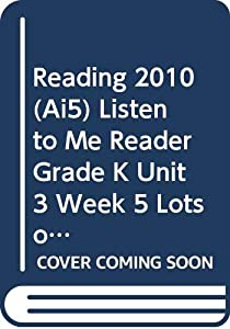 Paperback Reading 2010 (Ai5) Listen to Me Reader Grade K Unit 3 Week 5 Lots of Dots Book