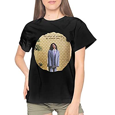 Women Alessia Cara The Pains of Growing Fashionable Music Band Short Sleeves T-Shirt Gift