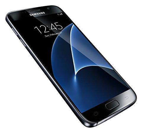 Samsung SM-G930UZKAXAA S7 Galaxy Smartphone Unlocked-32Gb, Water-resistant up to 5 Feet, US Warranty