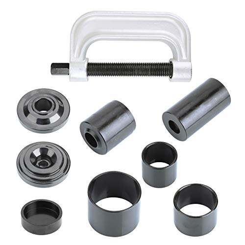 OrionMotorTech Heavy Duty Ball Joint Press & U Joint Removal Tool Kit with 4wd Adapters, for Most 2WD and 4WD Cars and Light Trucks (BK) by OrionMotorTech (Image #7)