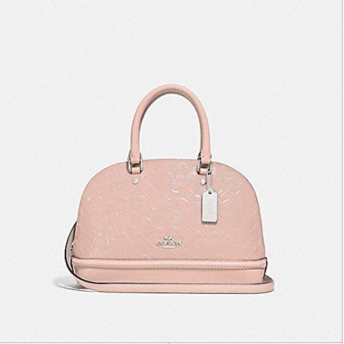 Pink Coach Handbag - 9