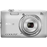 Nikon digital camera COOLPIX S3600 silver S3600SL