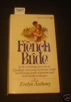 book cover of The French Bride