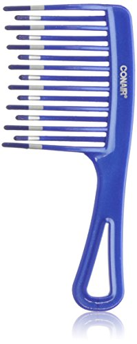 Conair Comb Detangle Ounce Colors