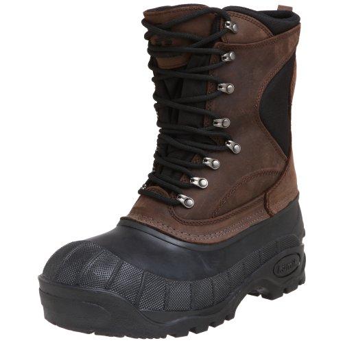 Kamik Men's Cody Insulated Boot,Dk Brown,10 M