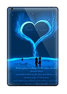 New Style Premium Case With Scratch-resistant/ Boy Girl Couple And Quote Case Cover For Ipad Mini 3 3886210K70812863