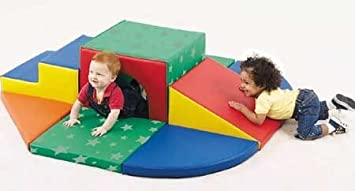 factory soft tunnel set climber - Childrens Factory