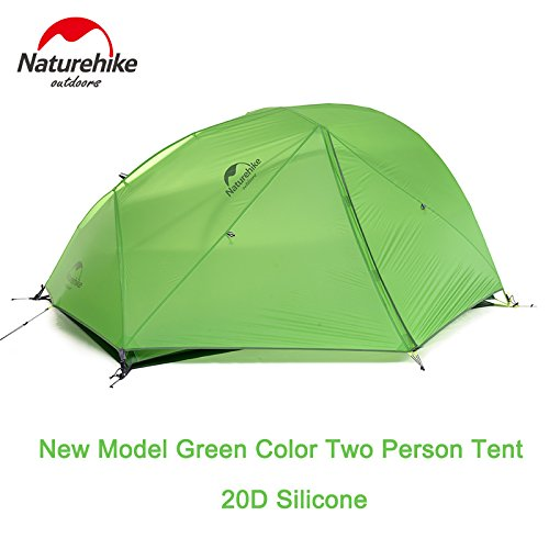 Camping Tent Naturehike 4 Season 2 Person Tent Super Waterproof Ultralight