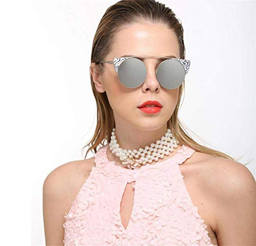 une métal Ultra légères UV en Soleil Classique Femmes Lunettes de de YTTY Protection Mode Lunettes xwRB8qSn6