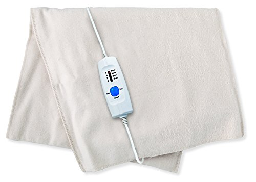 Thermotech King Digital Moist Heating Pad with Infrared Technology (27''x14'')