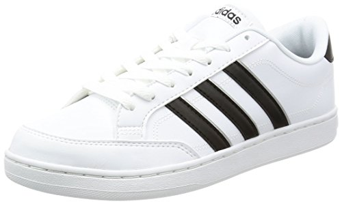 para de Blanco Gimnasia Hombre de adidas Zapatillas Piel Bianco wFUgTq