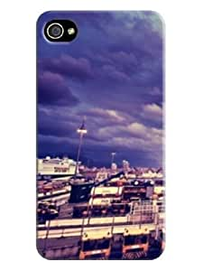 custom fashionable cool TPU phone case with New Style design phone accessory for iphone 4/4s