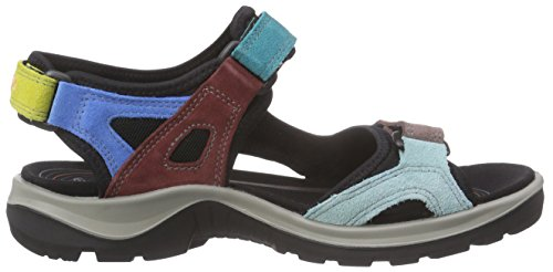 641cfd605a5e ECCO Women s Yucatan outdoor offroad hiking sandal