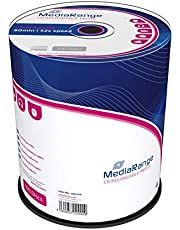 MediaRange CD-R 700Mb|80Min 52x Speed, Cake 100