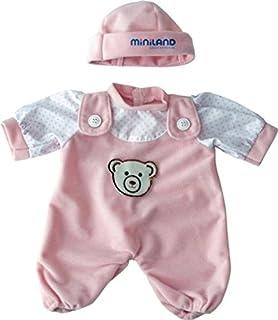 74ecda1006e Amazon.es  Miniland - Conjunto polo y pantalón