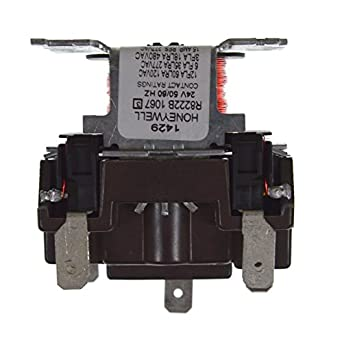Honeywell R8222B1067/U General Purpose Relay with Spdt ... on