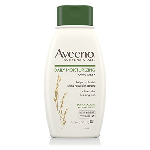 Aveeno Daily Moisturizing Body Wash, 12 Fl. Oz (Pack of (Aveeno Skin Body Wash)