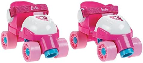 Fisher-Price Grow with Me 1,2,3 Roller Skates, Pink