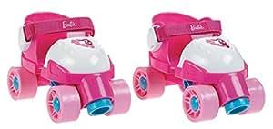 Fisher-Price - 1-2-3 - Patines infantiles regulables en 3 posiciones, color rosa [importado de Alemania] (Mattel)