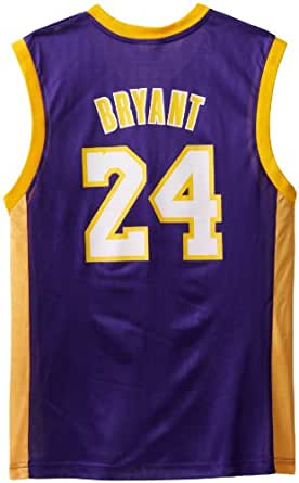 NBA Los Angeles Lakers Kobe Bryant Men's Jersey, Purple, Small