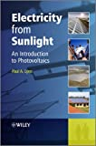 Electricity from Sunlight, Paul A. Lynn, 0470745606
