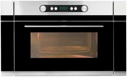 Ikea Microwave oven, Stainless steel