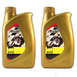 Eni 5w40 Moto 4t i-Ride Racing Sport 1ltr: Amazon.es: Coche ...