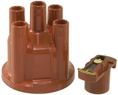 WVE by NTK 3D1009 Distributor Cap and Rotor Kit ()