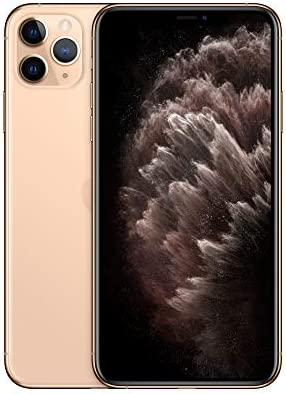 Apple Simple Mobile Prepaid - Apple iPhone 11 Pro Max (64GB) - Gold [Locked to Carrier – Simple Mobile]