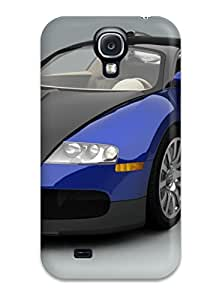Hot Bugatti Veyron 23 First Grade Tpu Phone Case For Galaxy S4 Case Cover