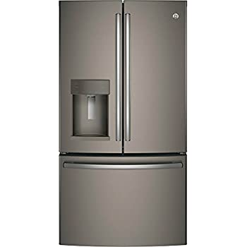GE GFE28GMKES 27.8 Cu. Ft. Slate French Door Refrigerator - Energy Star